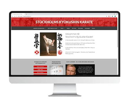Referens - Stockholms Kyokushin Karate